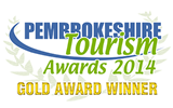 Pembrokeshire Tourism Awards 2014