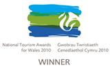 Visit Wales Award Winner