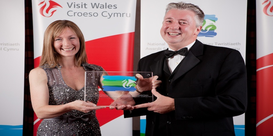 Best Place To Stay In Wales Award