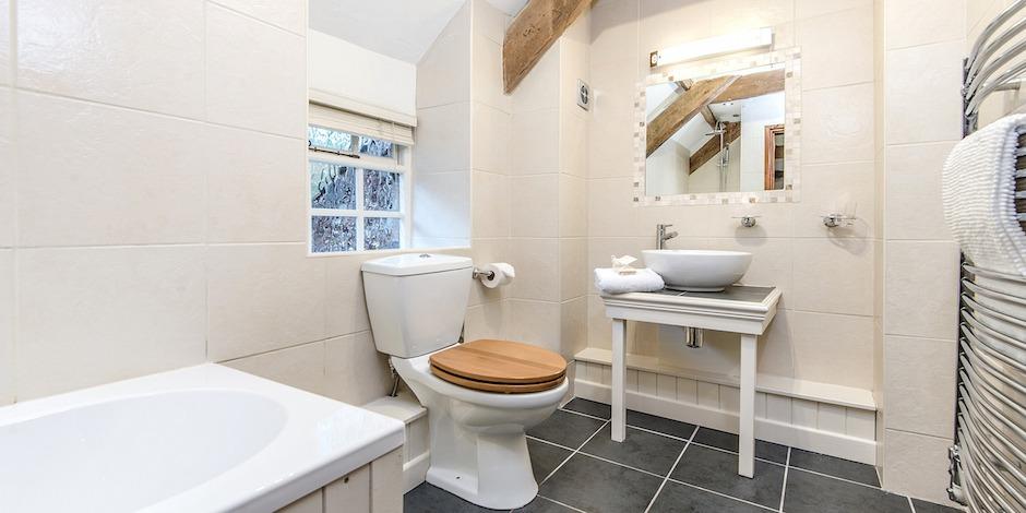 Bramble bathroom