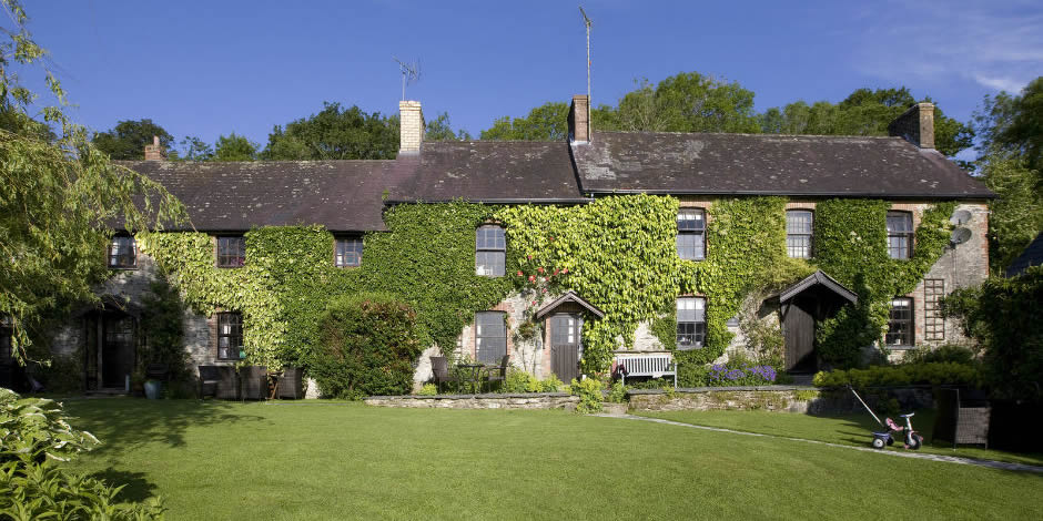 Romantic holiday cottages Pembrokeshire