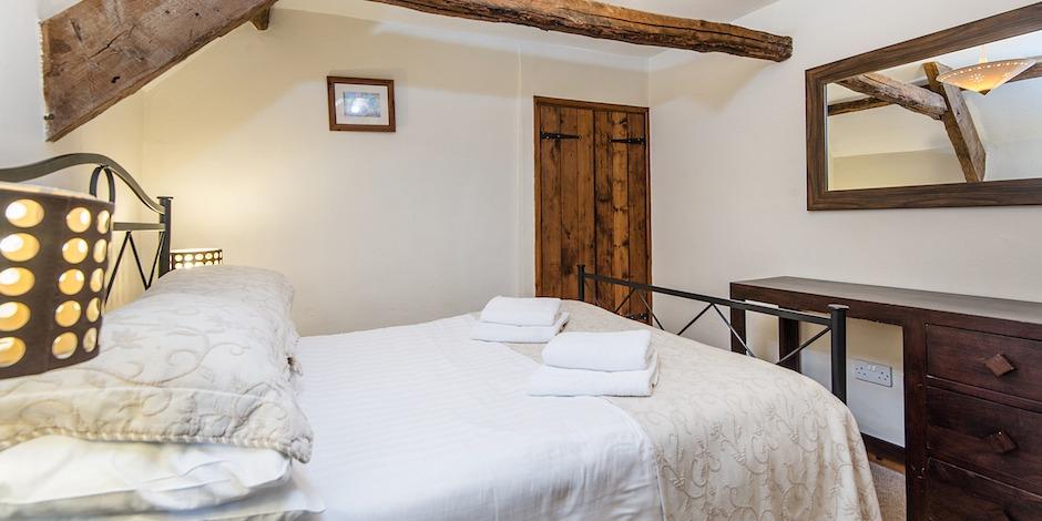 Honeyscukle double bedroom