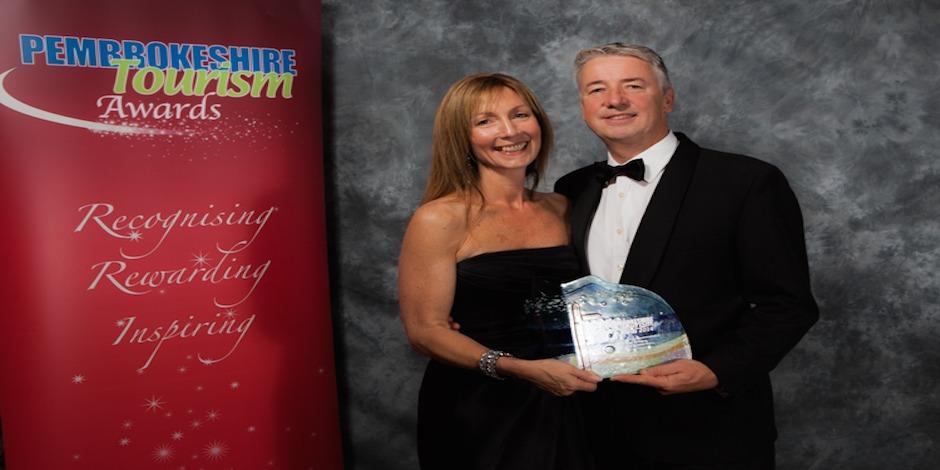 Best In Pembrokeshire Award