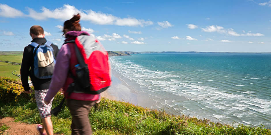 Stunning Views from the Coastal Path