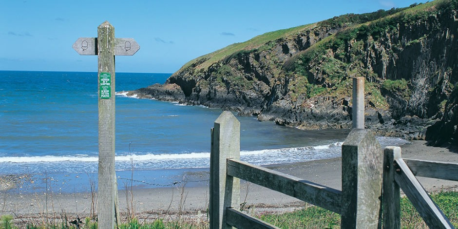 The Coastal Path – great views and walks