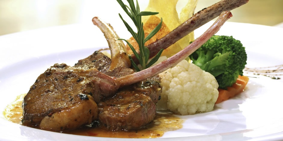 """Welsh Lamb """"Simply The Best"""""""