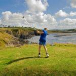 Golfing In Cardigan