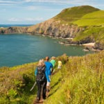 Walking the Coastal Path