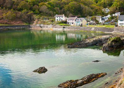 Cwm Yr Eglwys Cove