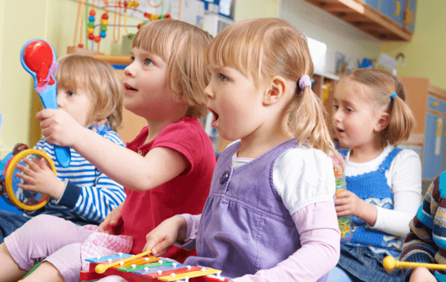 Children's club at Clydey Cottages