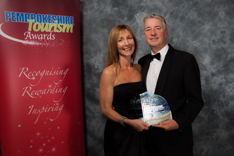 Pembs tourism awards