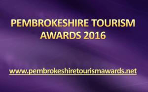 Pembs Tourism Awards 2016