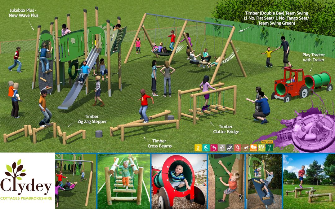 New Playarea For 2019